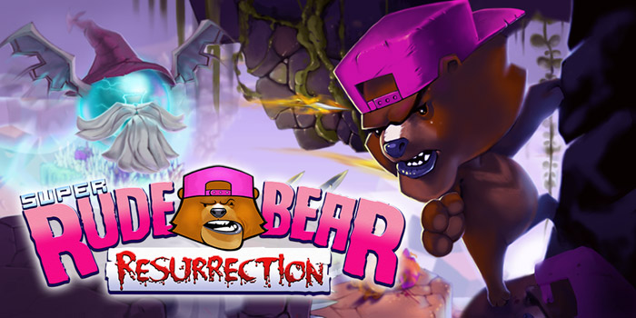 Super Rude Bear Art Contest!