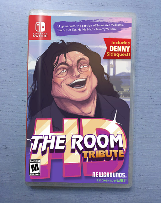 The Room is coming to Switch!