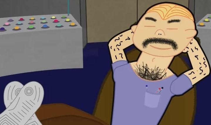 Animation Jam: Future Problems