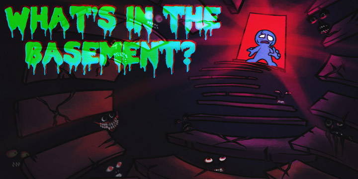 Anim Jam: What's in the Basement?