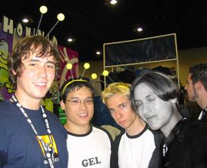 Comic-con pictures!