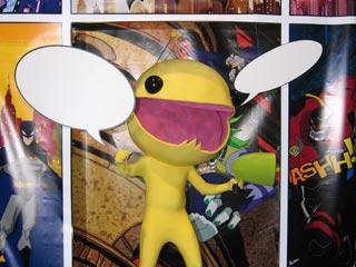 Comic-Con Pics Update