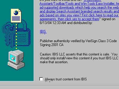 Virus Crackdown