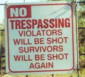 Danger, Will Robinson...
